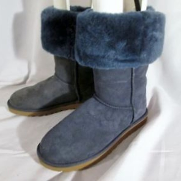 bc64b19e61a NEW UGG AUSTRALIA 5815 CLASSIC TALL Suede BOOT